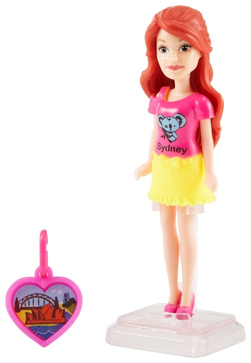 Barbie Barbie Мини-кукла Barbie путешественники, в ассортименте барби barbie barbie кукла barbie фея с летающими крыльями