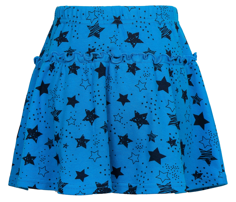 Юбки Barkito Цирк юбка трикотажная barkito бон вояж синяя