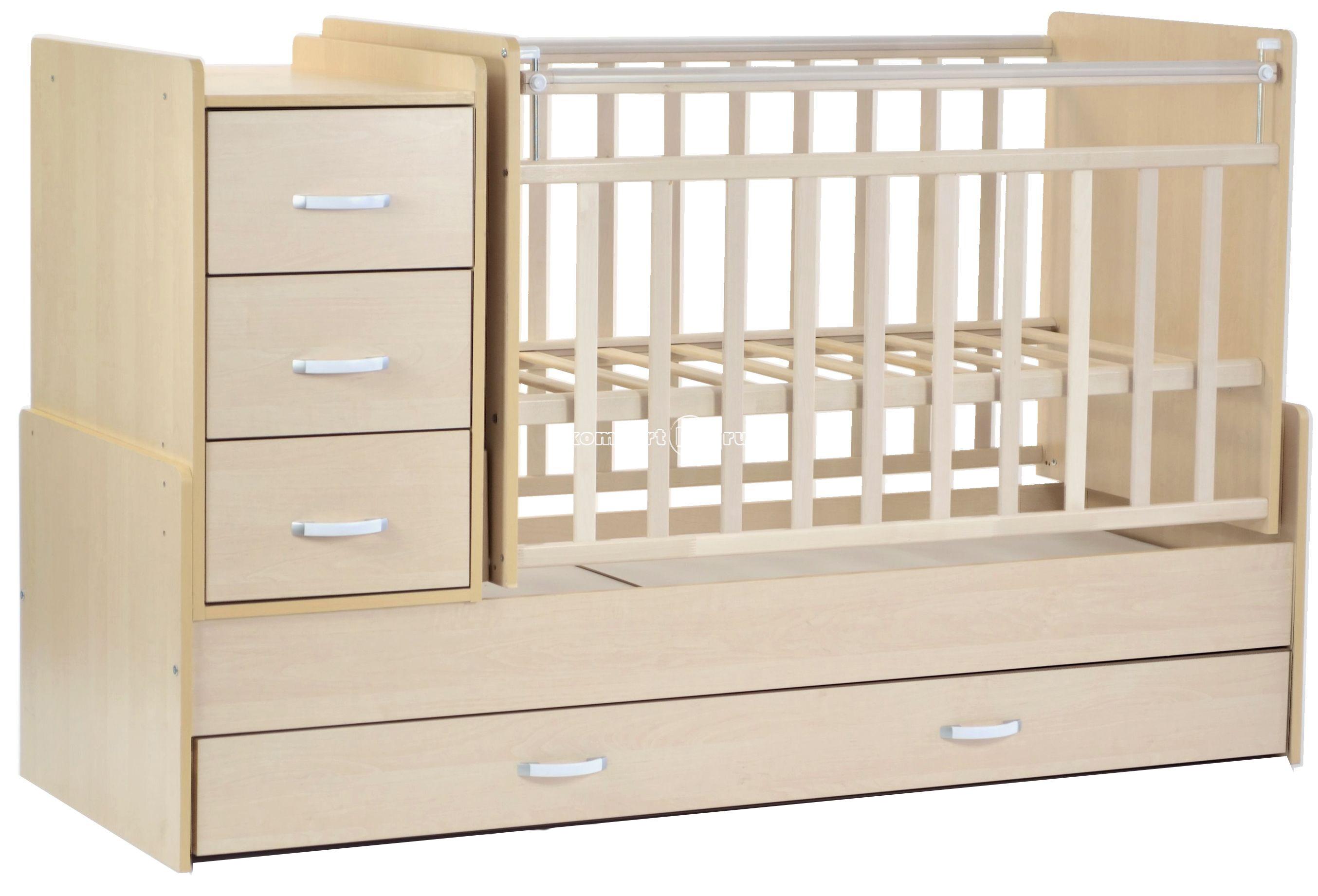 Кроватки СКВ-Компани 53403