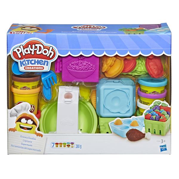 Игровой набор Play-Doh Готовим обед
