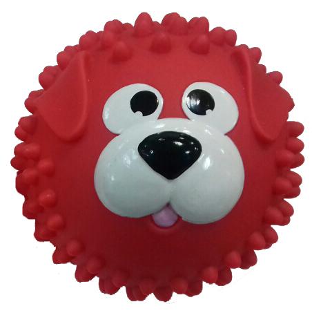 Собачка 8,5 см, красный 59652ЯиГ
