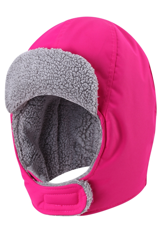Шапка Reima Hat, Decrux pink [available from 11 11]hat woolen hat canoe3443507