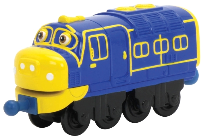 Chuggington CHUGGINGTON Паровозик Сhuggington «Брюстер-инженер» tomy паровозик брюстер chuggington