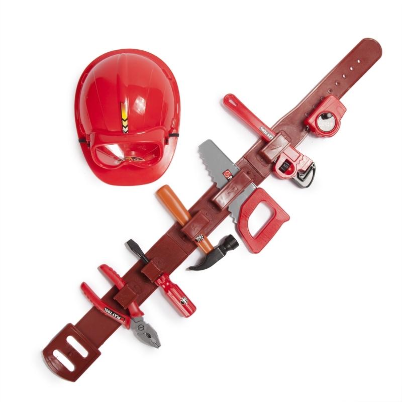 Наборы игрушечных инструментов Altacto Строитель цена и фото