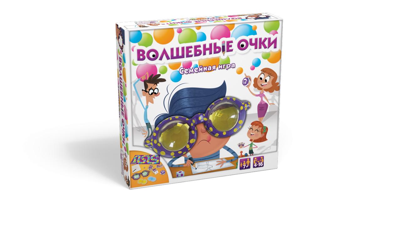 Настольная игра Goliath Волшебные очки настольная игра goliath веселые уточки 30905 006