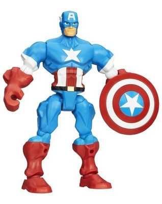 Фигурки героев мультфильмов Hero mashers Super Hero Mashers super hero mashers spider man
