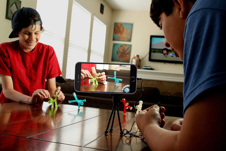 StikBot - анимационная мини-студия в Житикаре