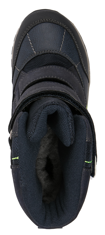 Ботинки и полуботинки Barkito Ботинки для мальчика Barkito синие стоимость