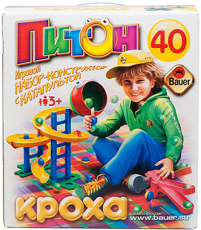 купить Конструктор Кроха Питон 40 дет.. по цене 1049 рублей