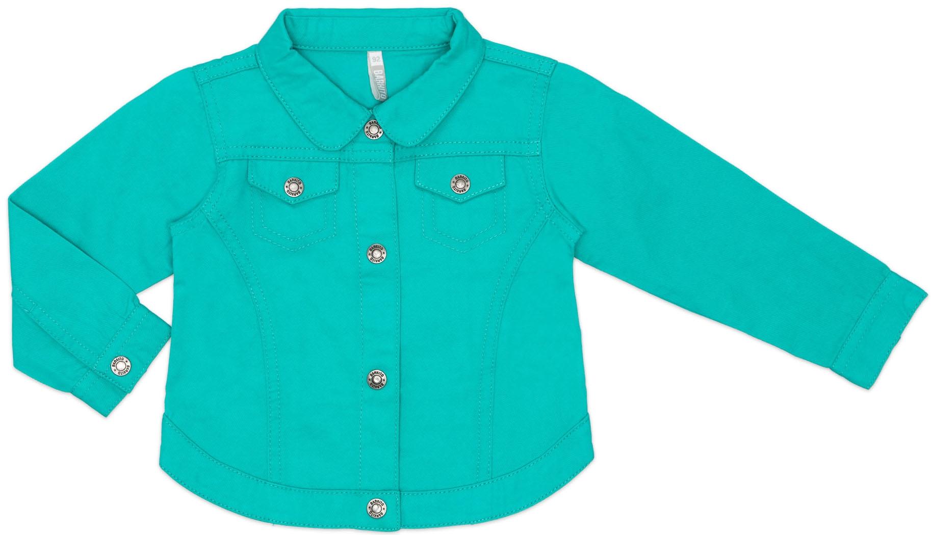 Куртка для девочки Barkito Алоха Гавайи! платья barkito платье без рукавов barkito алоха гавайи белое