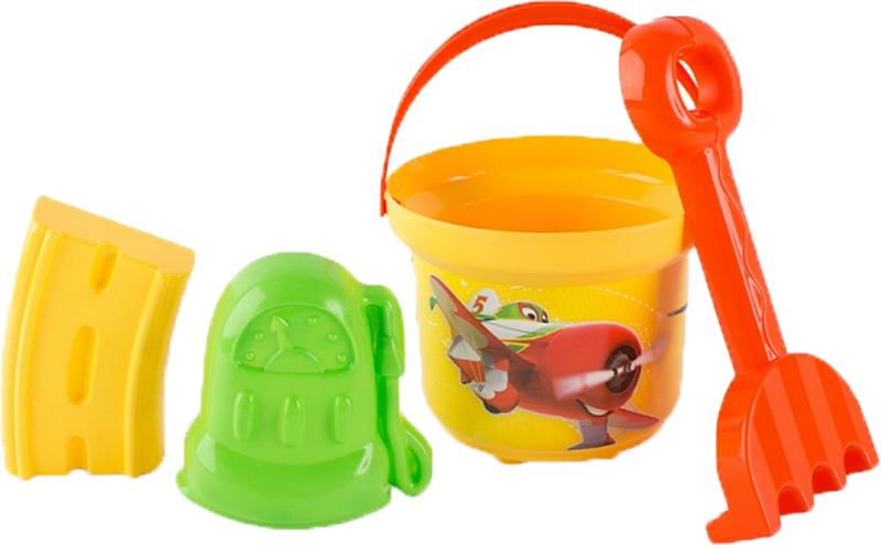 Купить Игрушки для песка, Рославльская игрушка Disney «Самолеты», «Принцессы», «Долина Фей» 1 л., РосИгрушка, Россия, в ассортименте