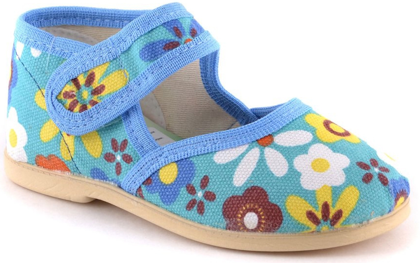 Тапочки Домашки Туфли для мальчика Домашки голубые туфли winzor winzor wi011awareh4