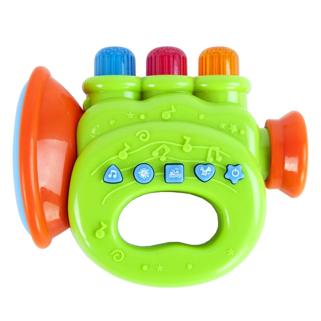 Развивающая игрушка Наша игрушка Музыкальная труба