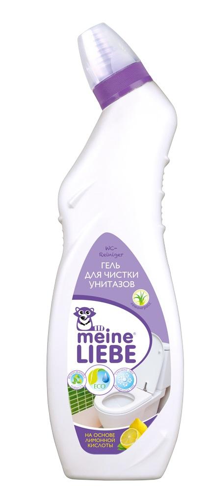 Гель для чистки унитазов, 750 мл, 1шт., Meine Liebe ML33102, Россия  - купить со скидкой