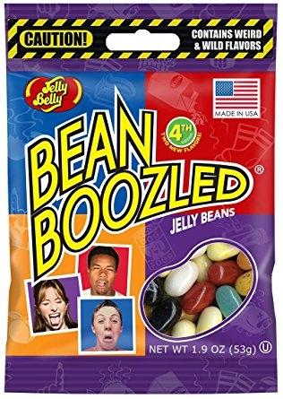 Жевательное драже Jelly Belly Ассорти Bean Boozled 54 г
