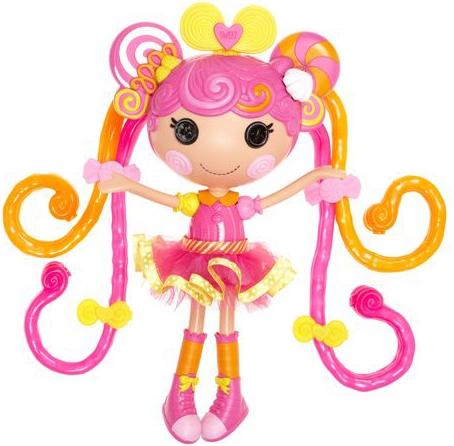 Lalaloopsy Lalaloopsy Сластена куклы lalaloopsy игрушка кукла малютки lalaloopsy