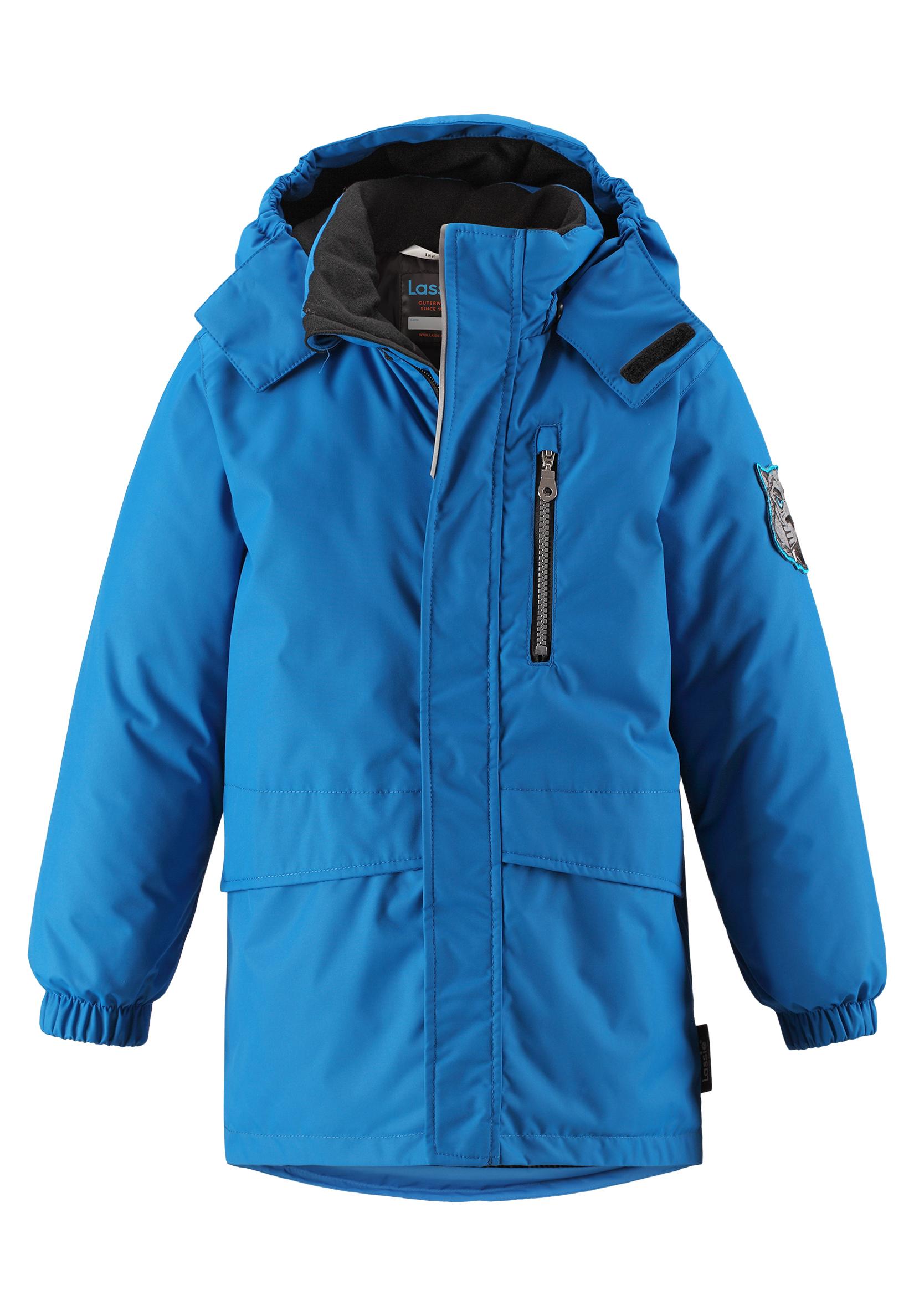 Купить Куртки, Куртка для мальчика Lassie, синяя, Китай, синий, Мужской