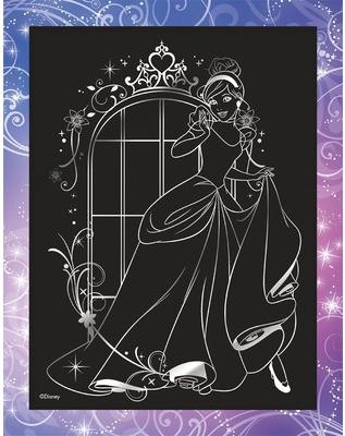 Набор для творчества Русский стиль Гравюра: Disney набор для творчества гравюра зайцы золото