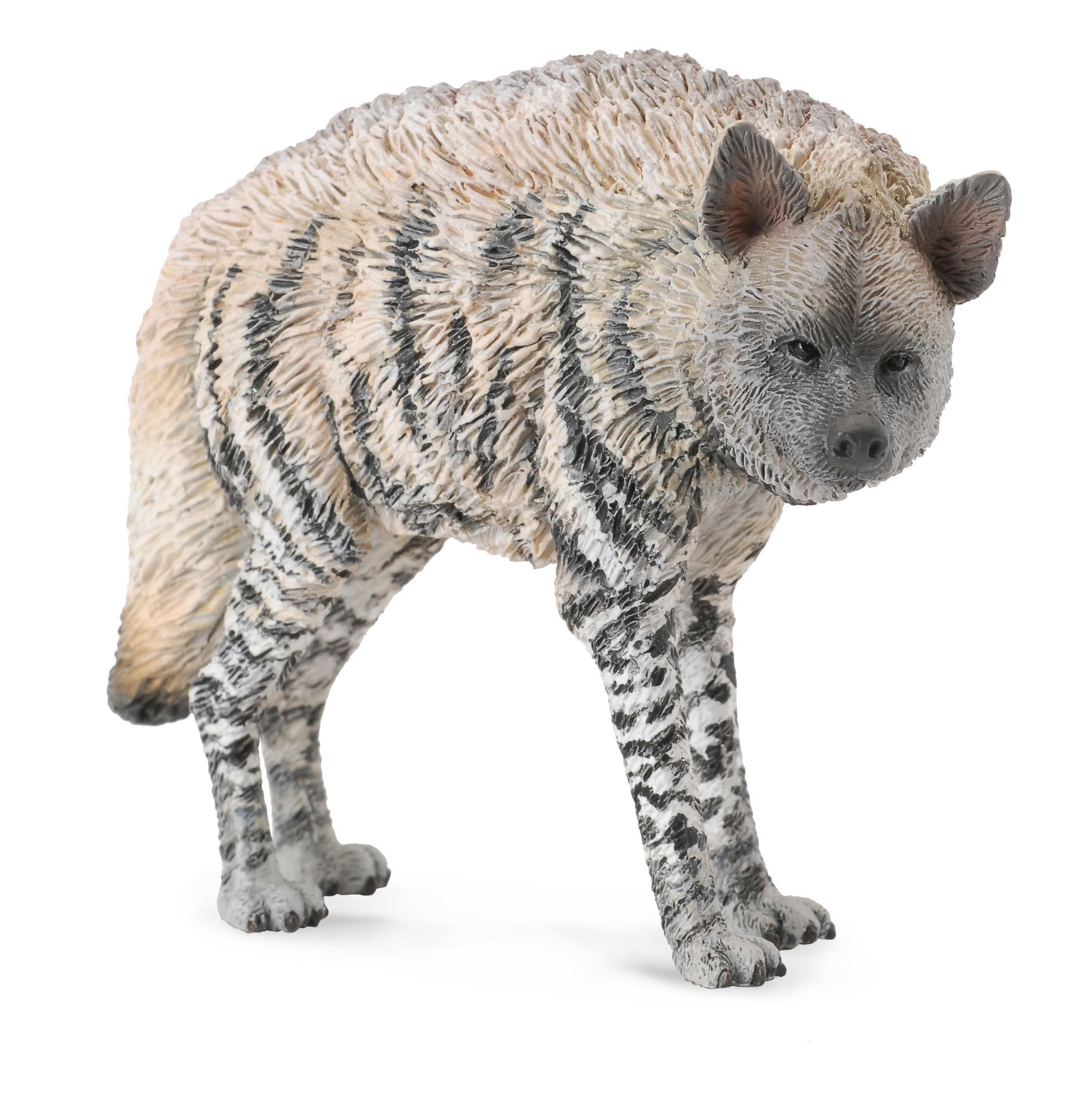 Фигурки животных Collecta Фигурка Collecta «Полосатая гиена» 6 см цены онлайн