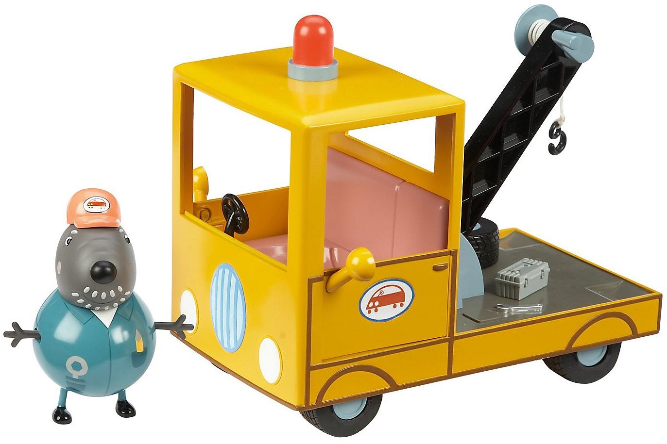 Peppa Pig Peppa Pig Машина Погрузчик peppa pig игровой набор спортивная машина 24068 4 фигурки