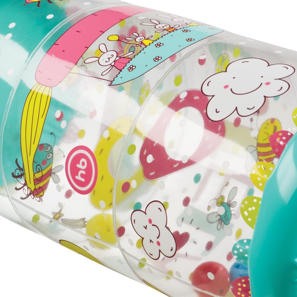 Развивающие игрушки Happy baby Gymex развивающая игрушка happy baby gymex игровой надувной цилиндр разноцветный
