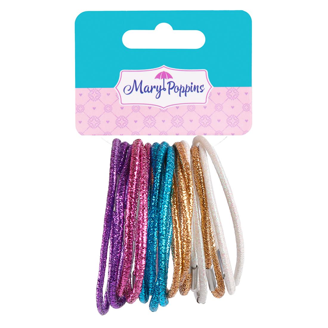 Набор резинок для волос Mary Poppins 18 штук цена 2017