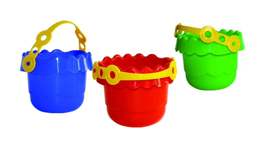 Купить Игрушки для песка, Волна, Пластмастер, Россия, зеленый, синий, красный