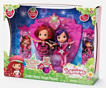 Игровой набор Шарлотта Земляничка Две куклы на сцене кукла шарлотта земляничка шарлотта земляничка