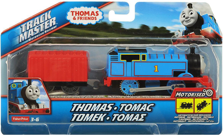 Базовый паровозик Fisher Price Томас и его друзья mattel паровозик fisher price томас и его друзья томас