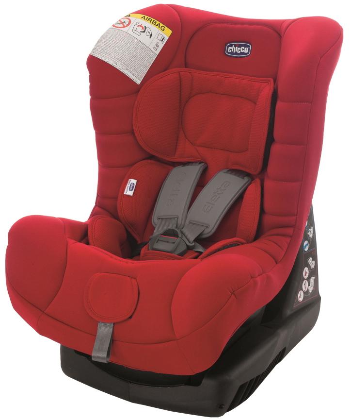 Купить Автокресло, Chicco Eletta Comfort, 1шт., CHICCO 7079409780000, Италия, red