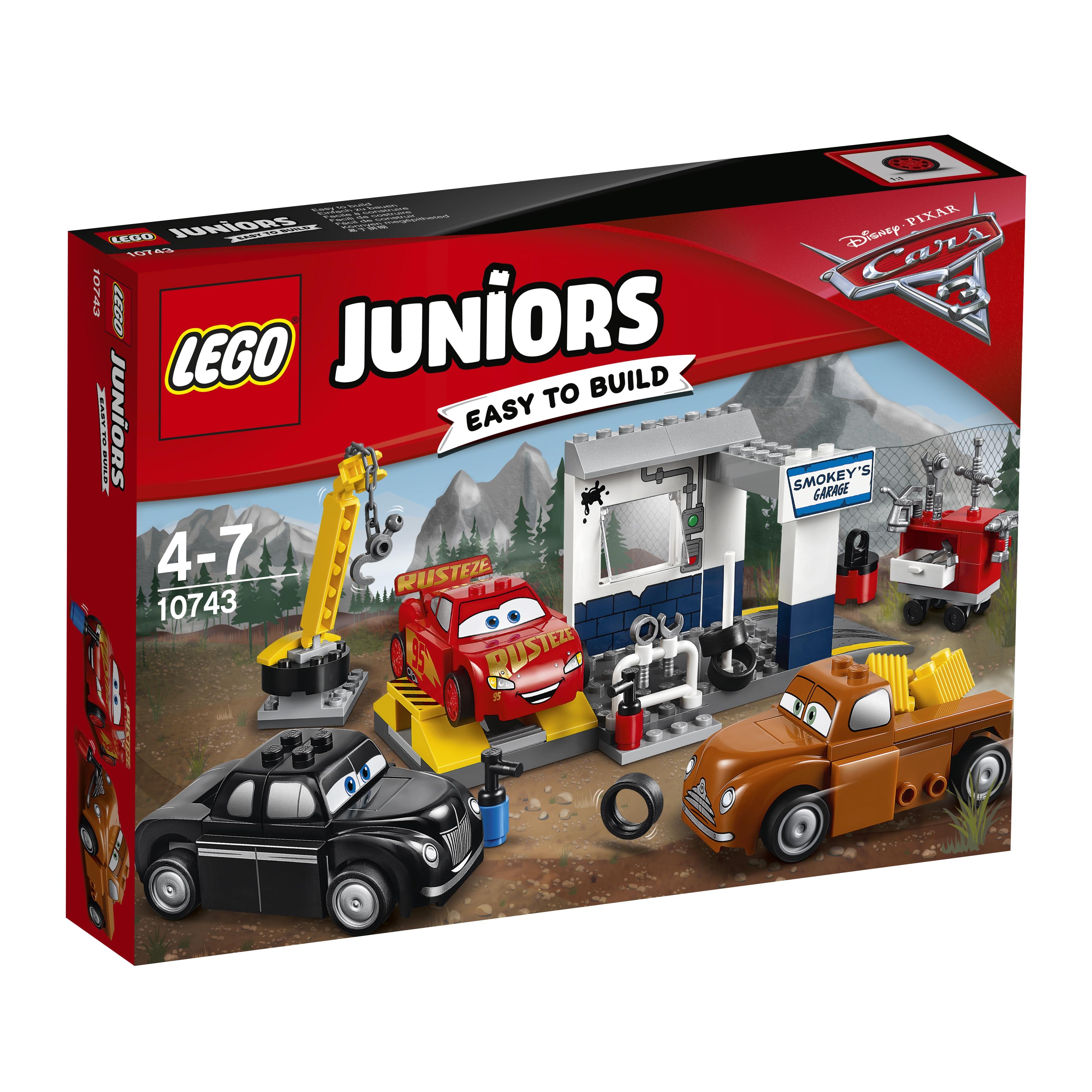 Конструктор LEGO Гараж Смоуки