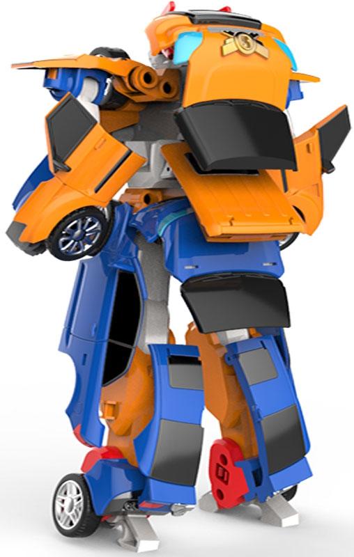 Игрушечные роботы и трансформеры Гулливер Мини Тобот Титан
