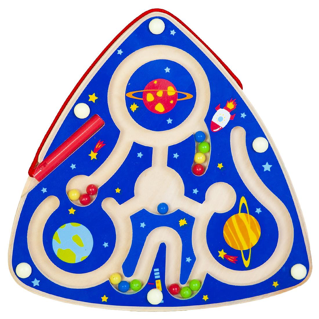 Деревянные игрушки Mapacha Космос деревянные игрушки mapacha лабиринт маленький