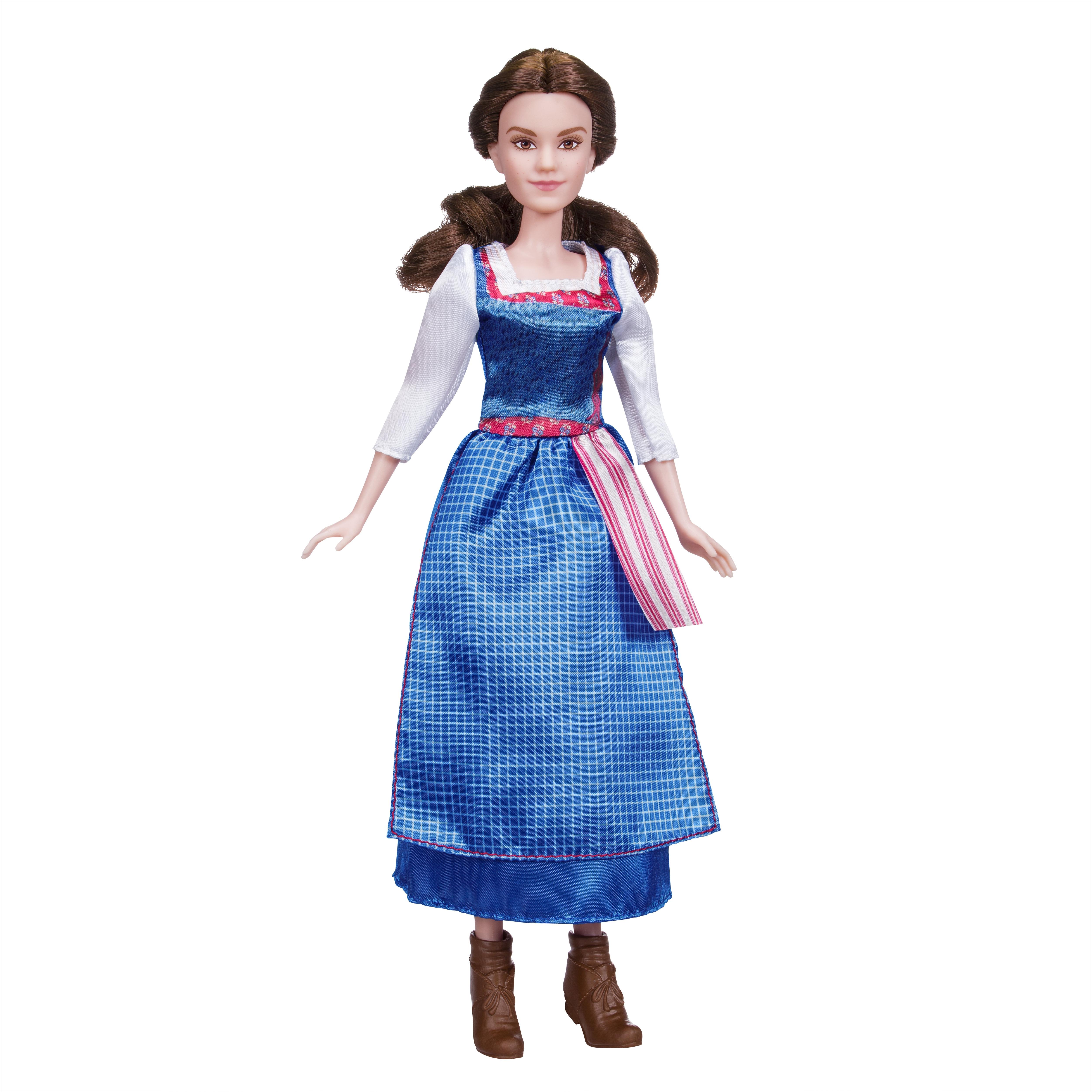 Купить Другие куклы, Бэлль в повседневном платье, Beauty & The Beast, Китай, Женский