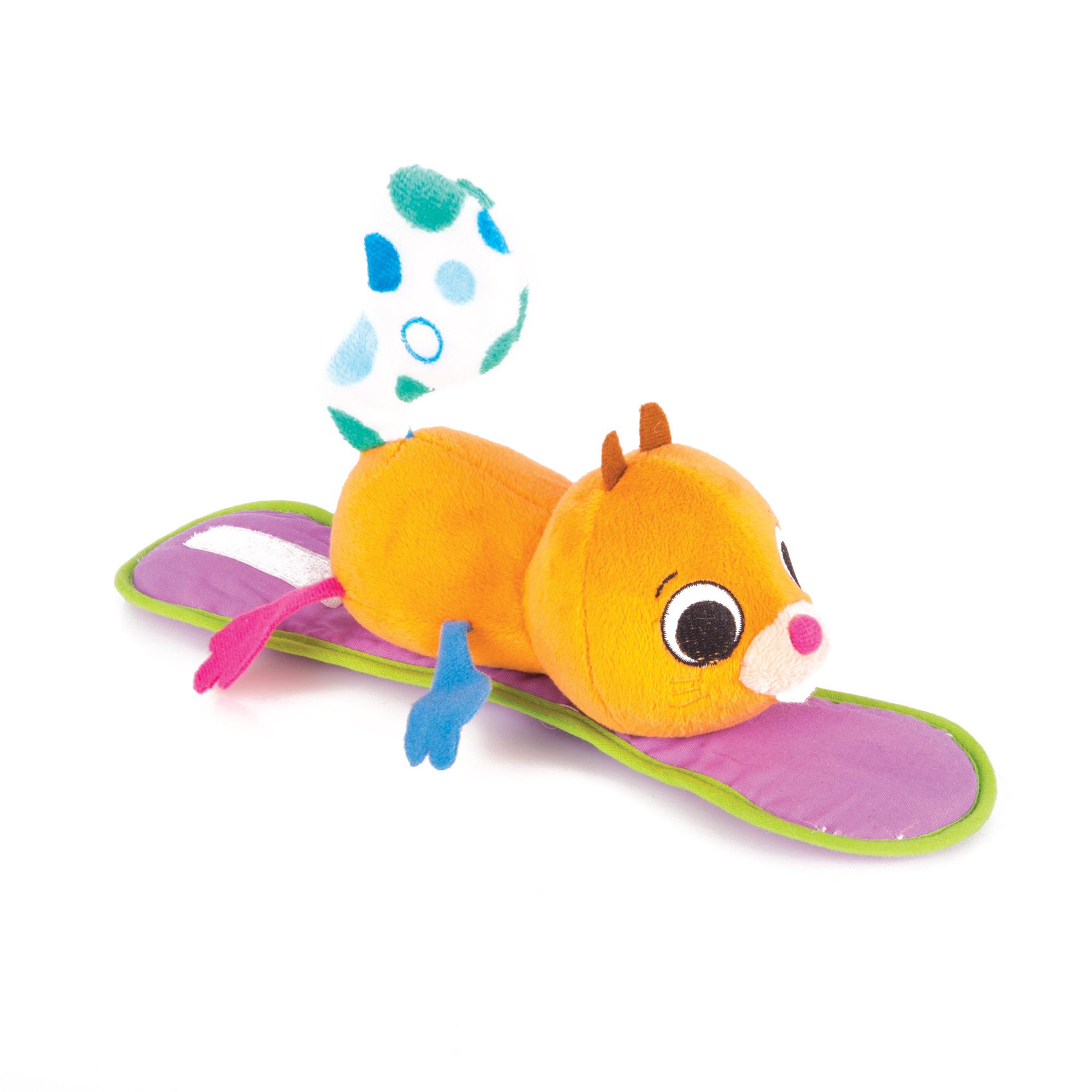 Погремушка Happy Snail Белка Хруми цены онлайн