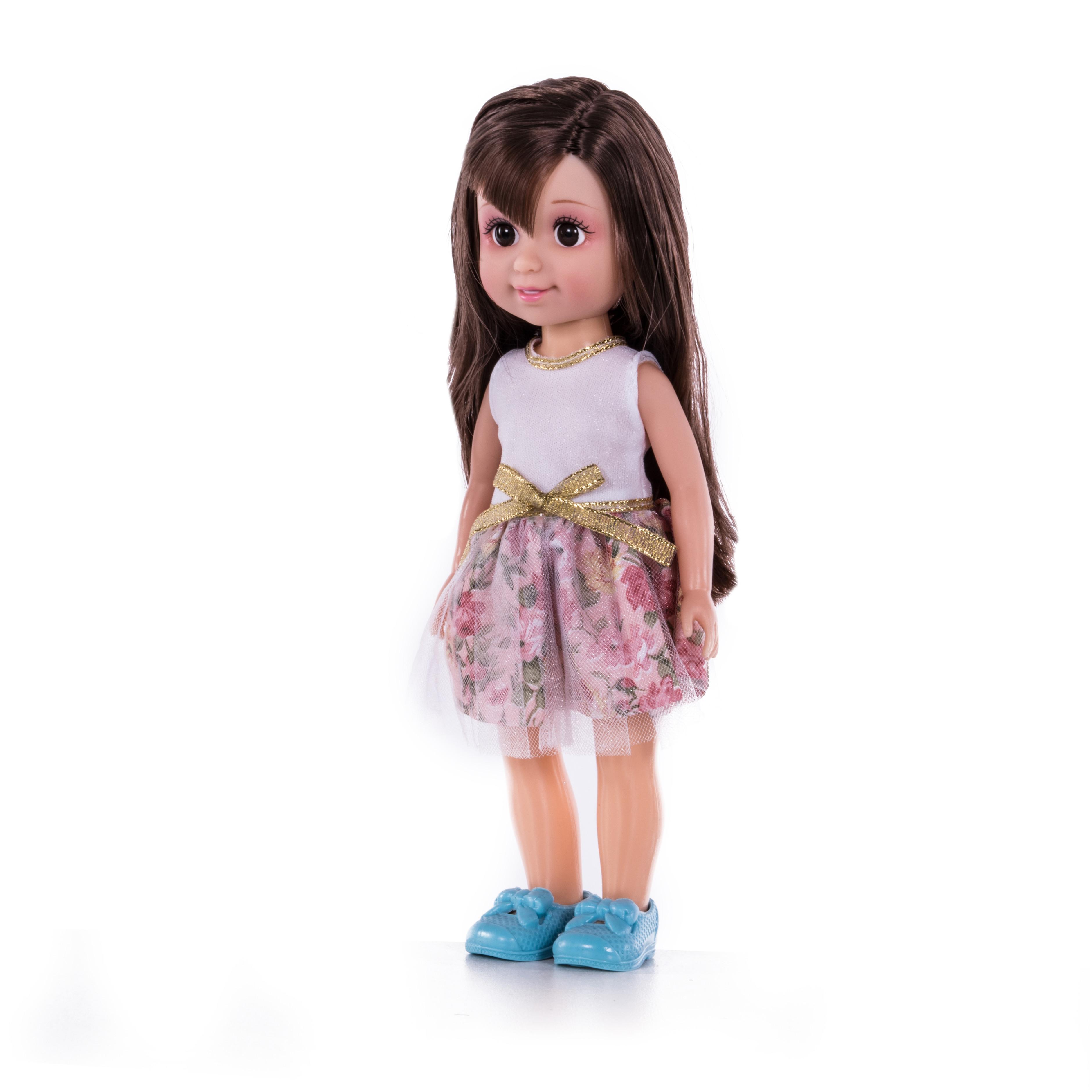 Другие куклы YAKO Кукла Yako Jammy М6293 25 см в асс. кукла yako катенька m6620