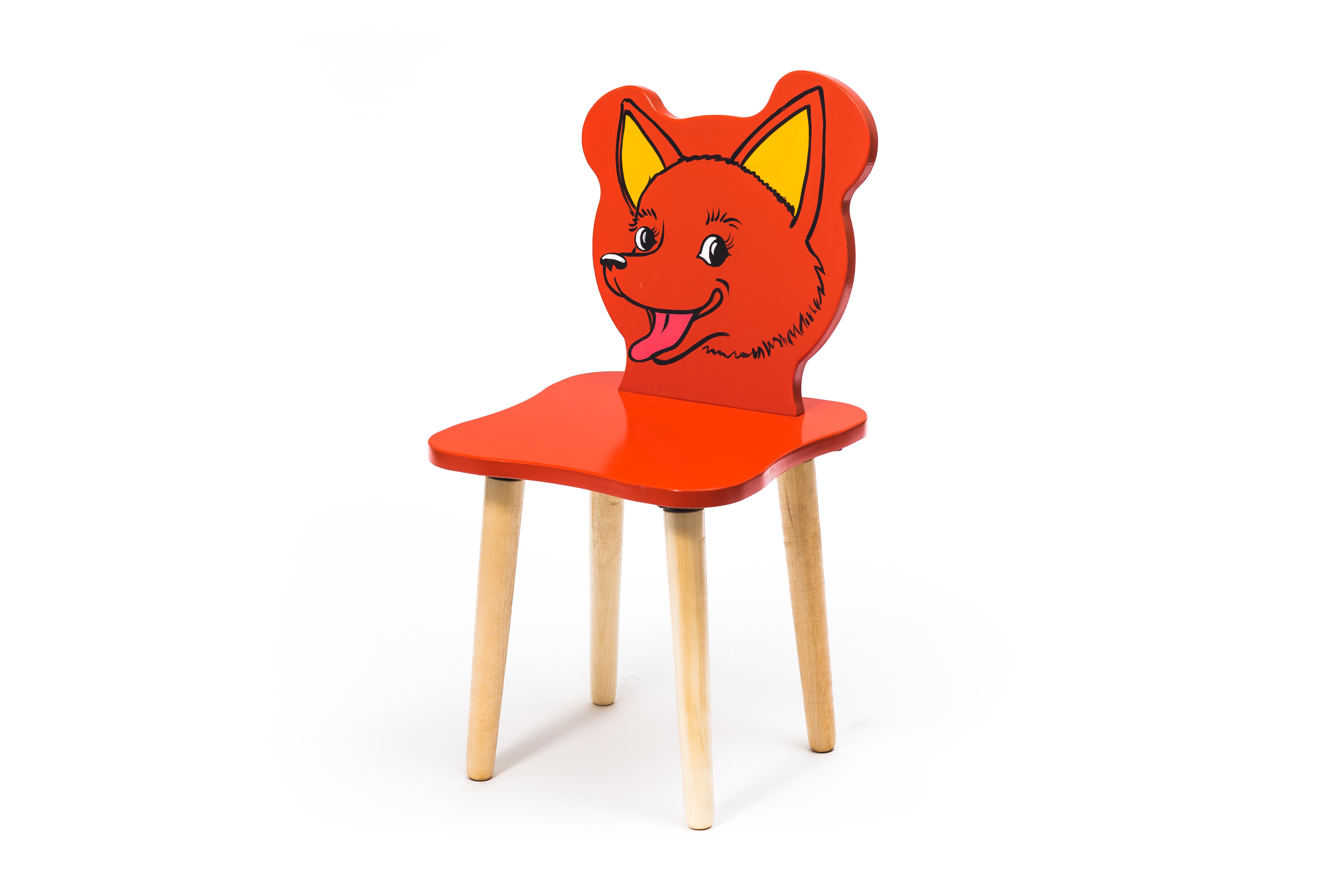Столы и стулья Polli Tolli Джери. Лисенок