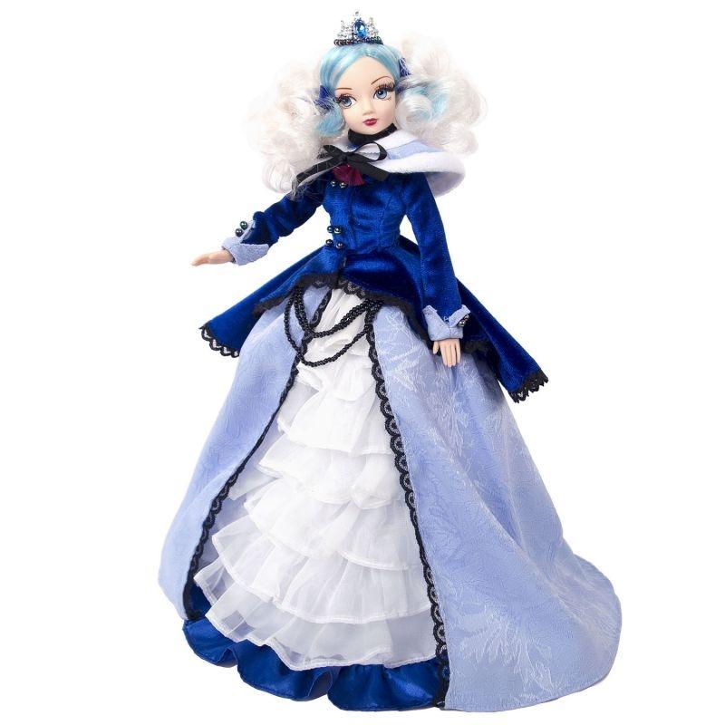 Другие куклы Sonya Rose Кукла Sonya Rose «Gold collection. Снежная принцесса» 27 см кукла sonya rose снежная принцесса синий