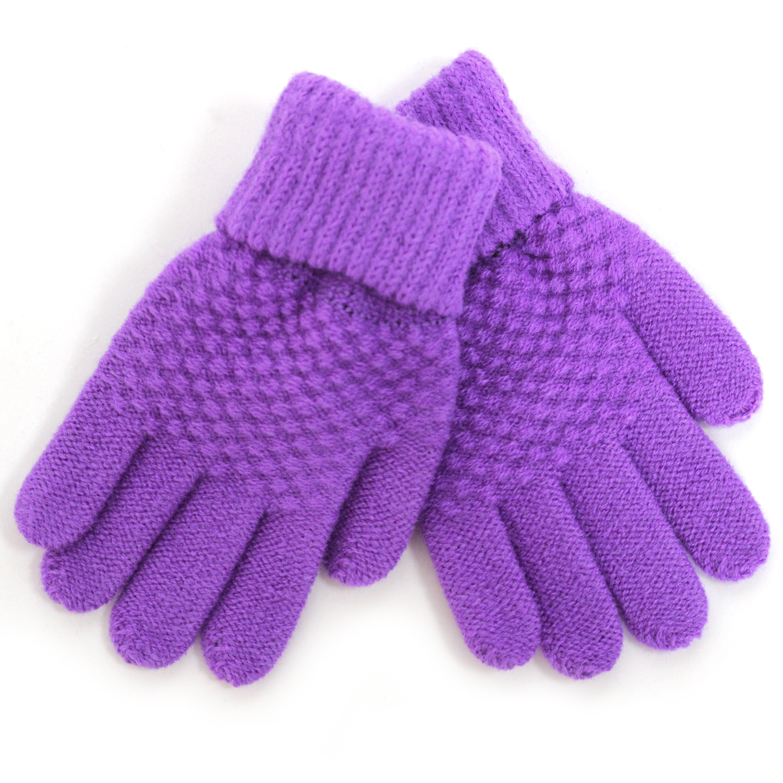 Фото - Варежки и перчатки Принчипесса Перчатки для девочки Принчипесса фиолетовые перчатки electric lingerie в сеточку длинные фиолетовые os