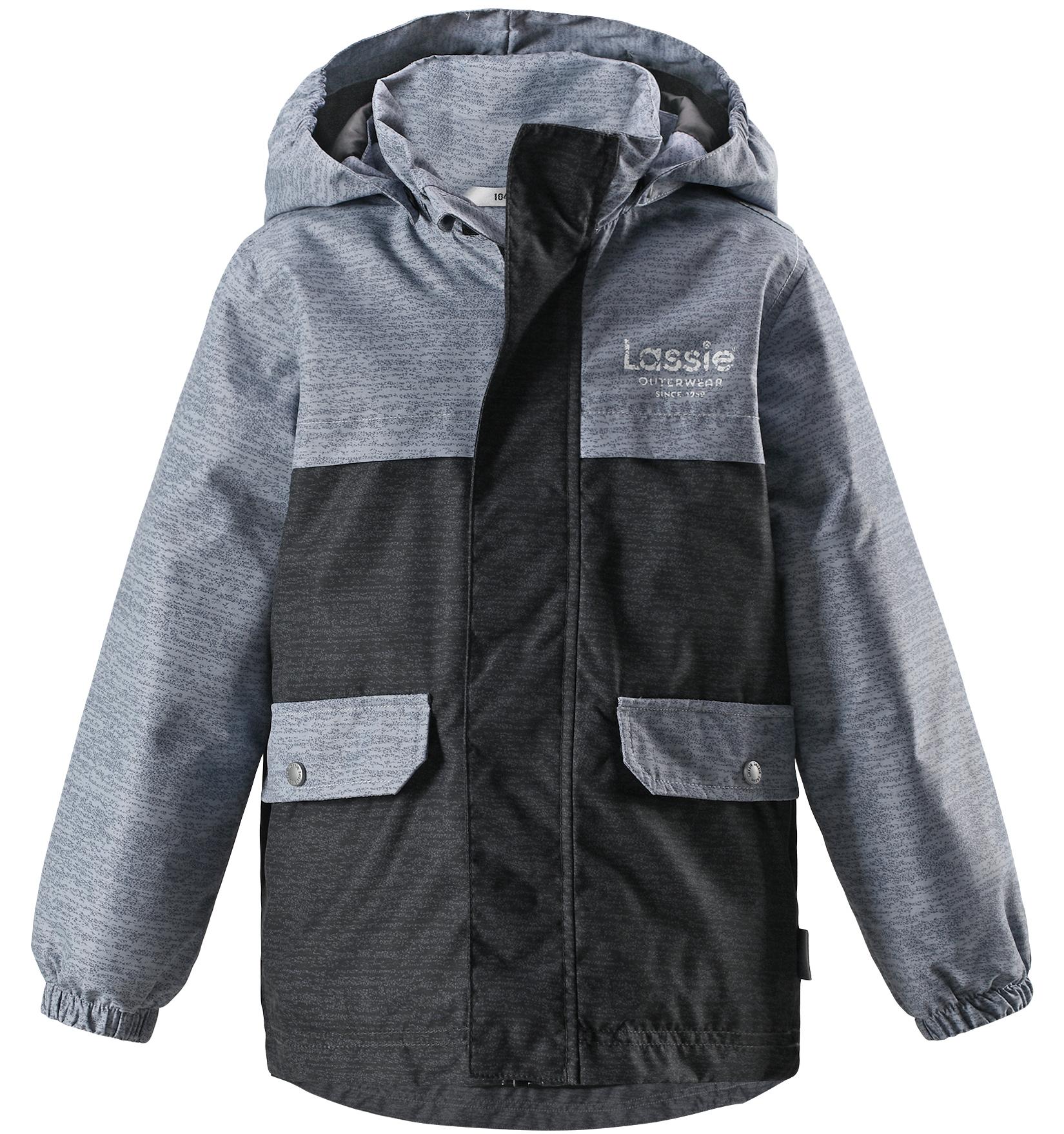 цена Куртки Lassie Куртка для мальчиков Lassie, серая