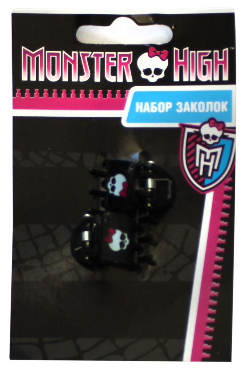 Украшения Monster High Краб для волос Monster High маленький 2 шт. centrum набор из пластиковых подвесок для браслетов monster high