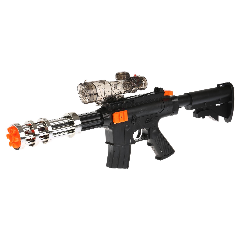 Купить Пистолеты и ружья, с гелевыми пулями, Играем вместе, Китай, black