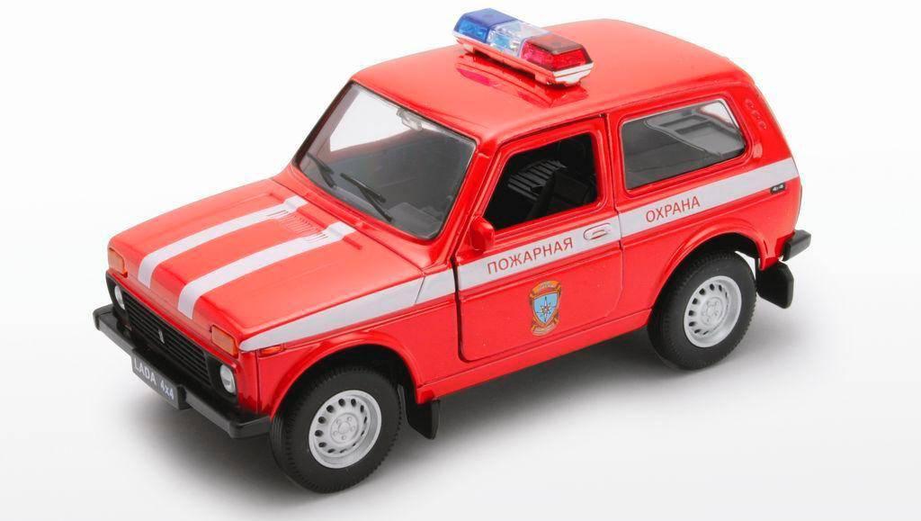 Модель машины Welly 2106
