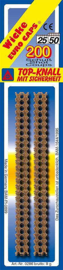 Пистоны SOHNI-WICKE 20/50-зарядных