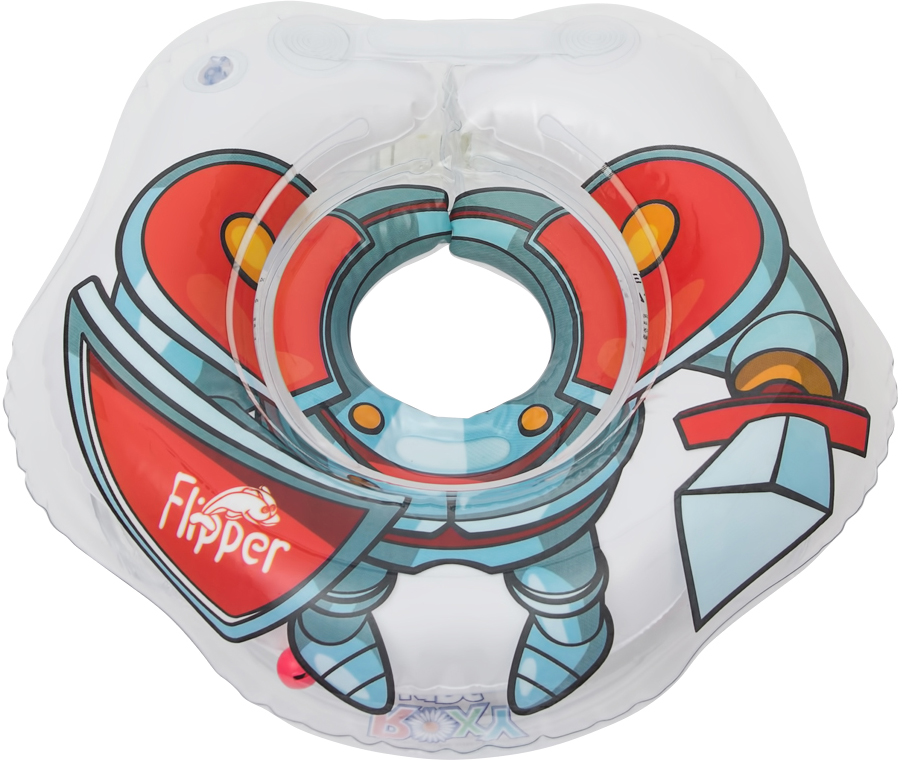 Коврики и круги Roxy-kids Рыцарь круг для купания младенцев flipper отзывы