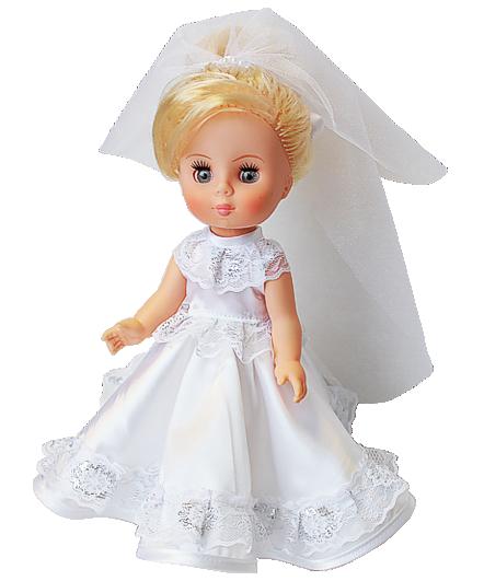 Кукла Пластмастер Невеста