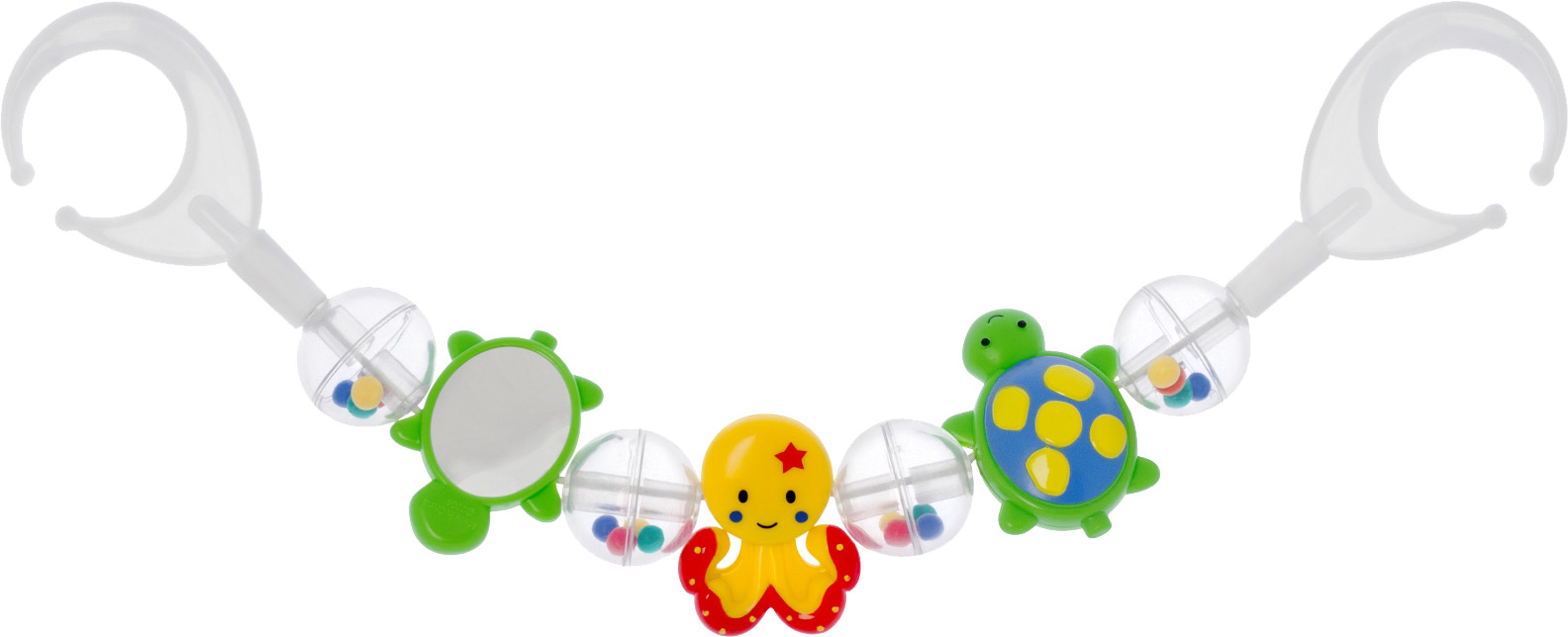 подвесные игрушки Подвесные игрушки и дуги Курносики Морская сказка