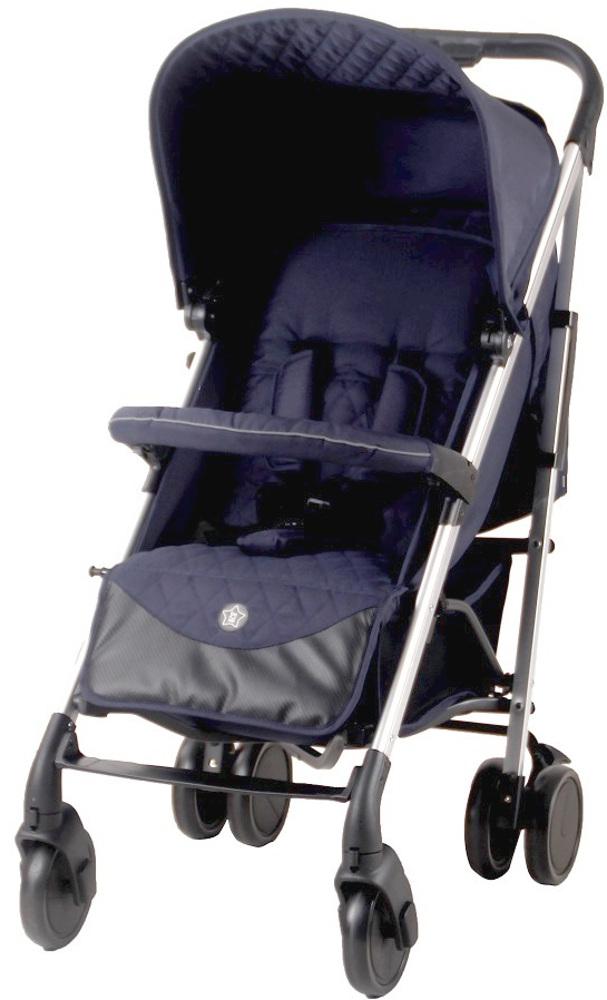 Прогулочная коляска Be2Me Melisa синий