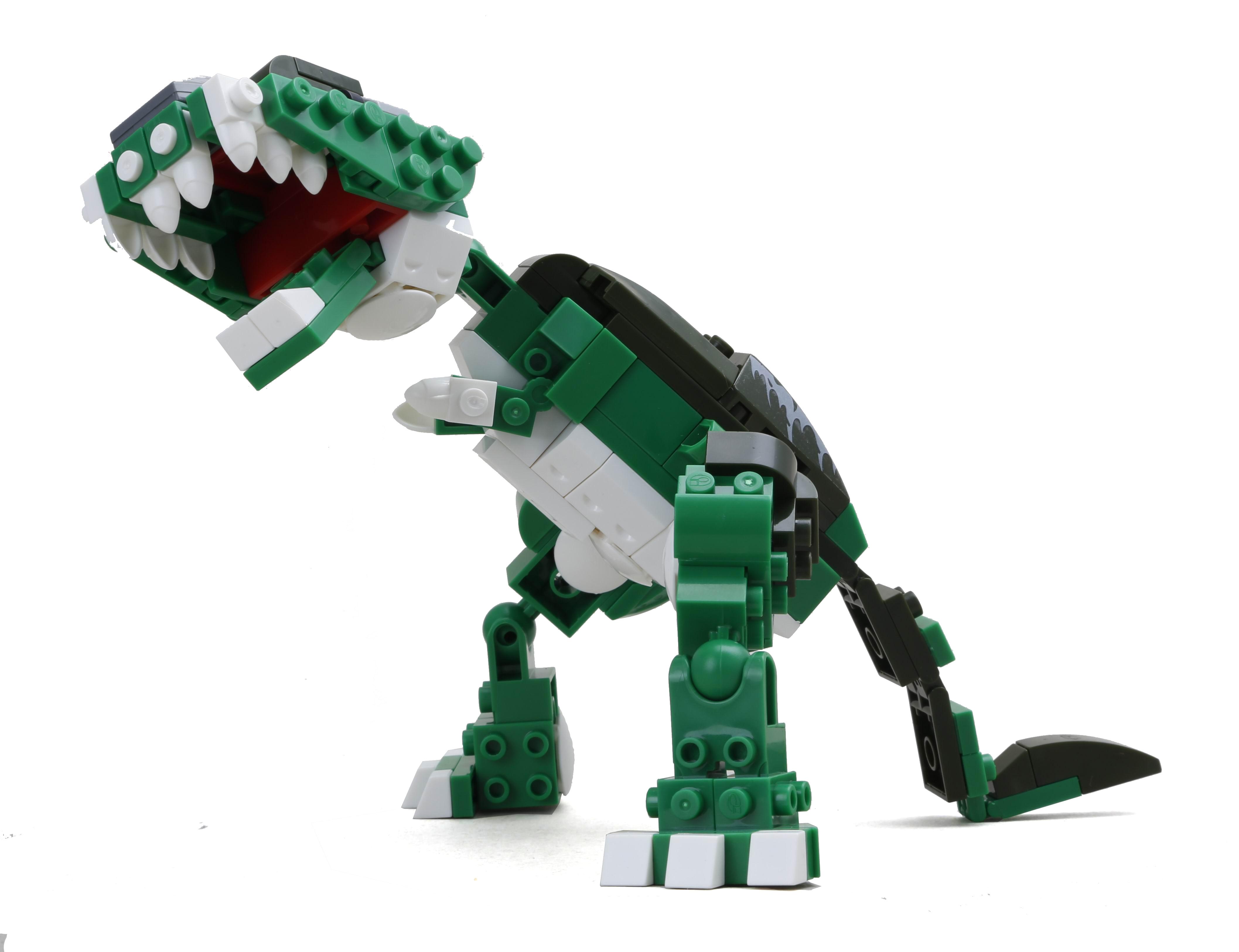 Конструкторы для малышей Banbao Динозавр