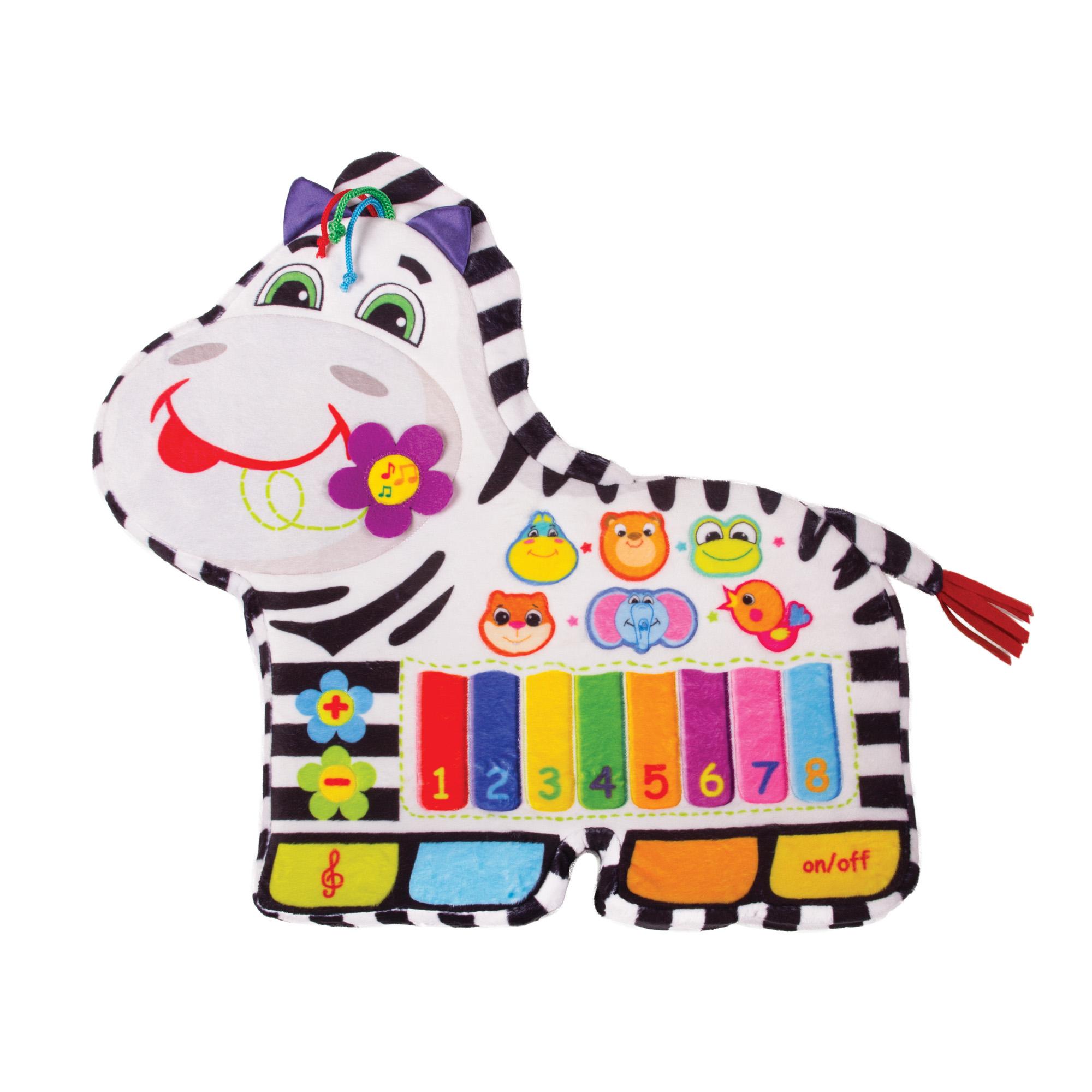 Купить Музыкальная игрушка, Песни Фру-Фру 17HS01IFR, Happy Snail, Китай, текстиль, пластмасса